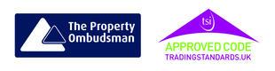 Proderty Ombudsman and Trading Standards logos